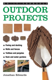 Do-it-yourself Outdoor Projects, Hardback Book