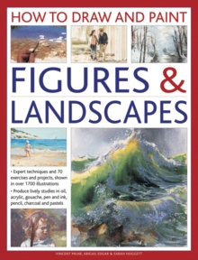 How to Draw and Paint Figures & Landscapes, Hardback Book