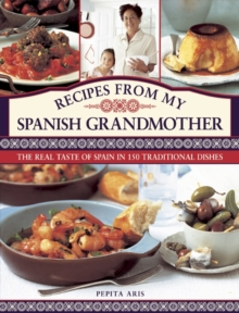 Recipes from My Spanish Grandmother, Hardback Book