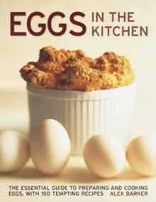 Eggs in the Kitchen, Hardback Book