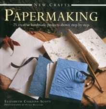 New Crafts: Papermaking, Hardback Book