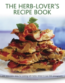 Herb-Lover's Recipe Book, Hardback Book