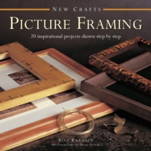 New Crafts: Picture Framing, Hardback Book
