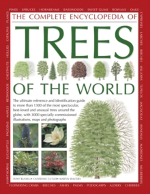 Complete Encyclopedia of Trees of the World, Hardback Book