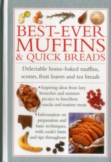 Best Ever Muffins & Quick Breads, Hardback Book