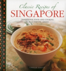 Classic Recipes of Singapore, Hardback Book