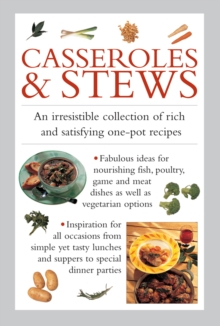 Casseroles & Stews, Hardback Book