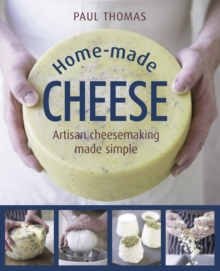 Home Made Cheese, Hardback Book