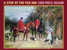 Stop at the Fox Inn - Jigsaw, Hardback Book