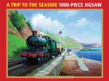 Trip to the Seaside - Jigsaw, Hardback Book