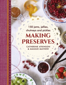 Making Preserves, Hardback Book