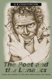 The Poet and the Lunatics, Paperback Book
