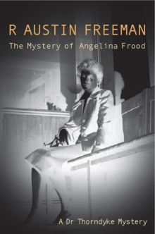 Mystery Of The Angelina Frood, Paperback / softback Book