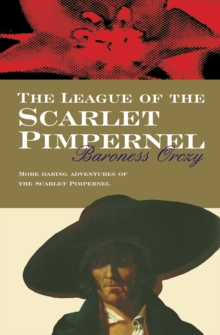 The League of the Scarlet Pimpernel, Paperback Book