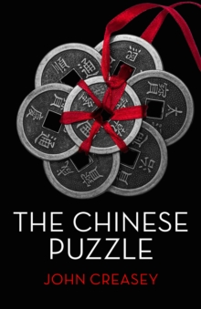 The Chinese Puzzle : (Writing as Anthony Morton), Paperback Book