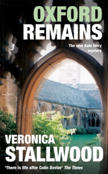 Oxford Remains, Paperback Book