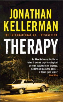 Therapy (Alex Delaware series, Book 18) : A compulsive psychological thriller, Paperback / softback Book