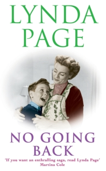 No Going Back : New beginnings. New hopes.  New dangers., Paperback / softback Book