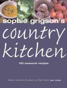 Sophie's Country Kitchen, Paperback Book