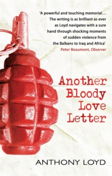 Another Bloody Love Letter, Paperback Book