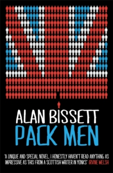 Pack Men, Paperback Book