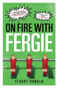On Fire with Fergie, Paperback / softback Book