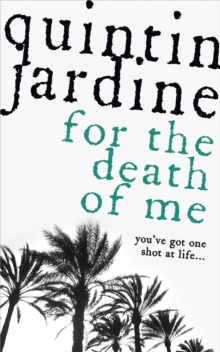 For the Death of Me (Oz Blackstone series, Book 9) : A thrilling crime novel, Paperback Book