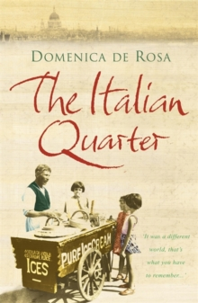 The Italian Quarter, Paperback / softback Book