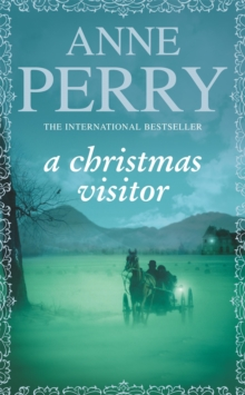A Christmas Visitor (Christmas Novella 2) : A festive Victorian mystery set in the Lake District, Paperback Book