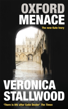 Oxford Menace, Paperback Book