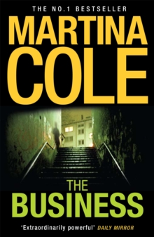 The Business : A compelling suspense thriller of danger and destruction, Paperback Book