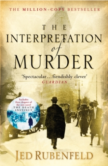 The Interpretation of Murder, Paperback Book