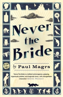 Never the Bride, Paperback Book