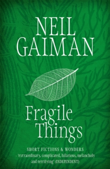 Fragile Things, Paperback Book