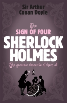 Sherlock Holmes: The Sign of Four (Sherlock Complete Set 2), Paperback Book