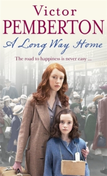 A Long Way Home : The Road to Happiness is Never Easy..., Paperback Book