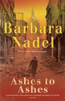 Ashes to Ashes (Francis Hancock Mystery 3) : A page-turning World War Two crime thriller, Paperback Book
