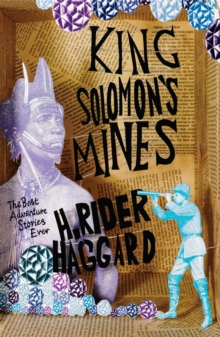 King Solomon's Mines, Paperback Book