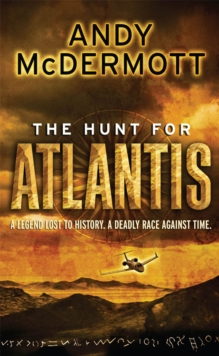 The Hunt for Atlantis (Wilde/Chase 1), Paperback Book