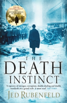 The Death Instinct, Paperback / softback Book