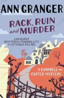 Rack, Ruin and Murder, Paperback Book