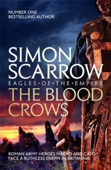 The Blood Crows, Paperback Book