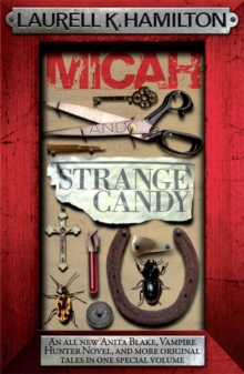 Micah and Strange Candy, Paperback Book