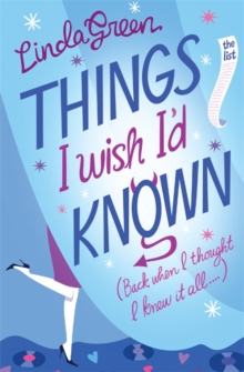 Things I Wish I'd Known, Paperback Book