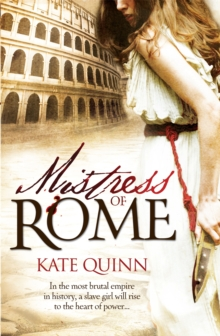 Mistress of Rome, Paperback Book