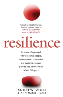 Resilience : Why Things Bounce Back, Paperback Book