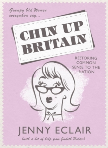 Chin Up Britain, Hardback Book