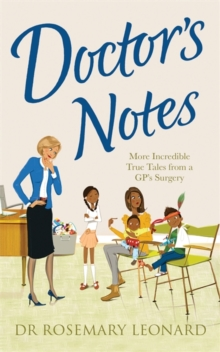 Doctor's Notes, Paperback Book