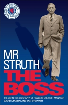 Mr Struth: The Boss, Paperback / softback Book