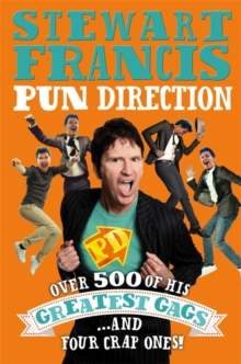 Pun Direction, Hardback Book